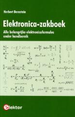 Cover of Elektronica-Zakboek