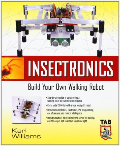 Cover of Insectronics