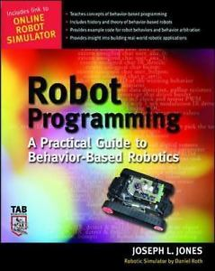 Cover of Robot Programming