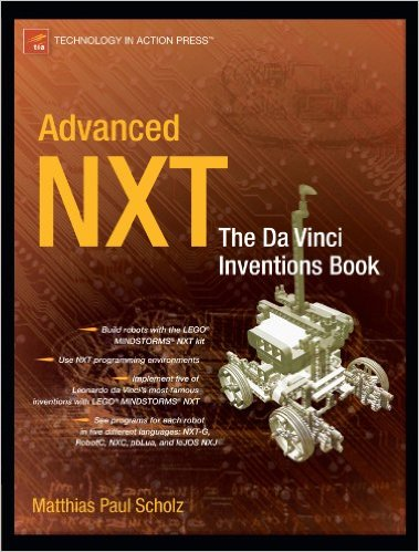 Cover of Advanced NXT