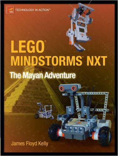 Cover of LEGO Mindstorms NXT